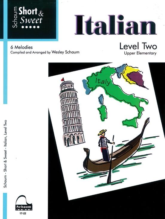 Short & Sweet Italian, Level 2