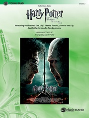 Harry Potter and the Deathly Hallows, Part 2, Selections from