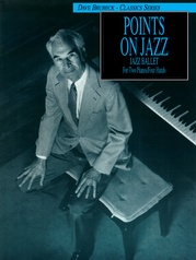 Dave Brubeck: Points on Jazz
