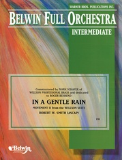 In a Gentle Rain (Movement II from the Willson Suite)