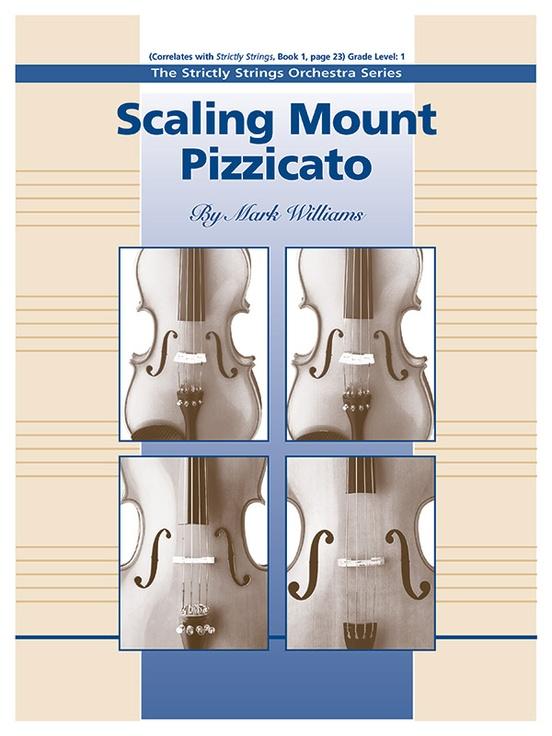 Scaling Mount Pizzicato