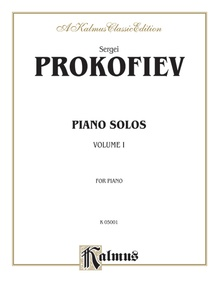 Piano Solos, Volume 1
