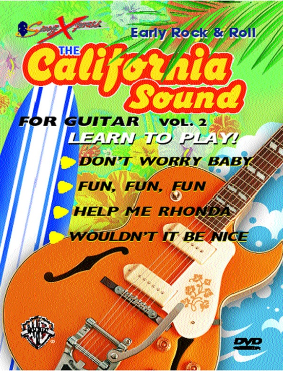 SongXpress®: The California Sound, Vol. 2 (Early Rock & Roll)