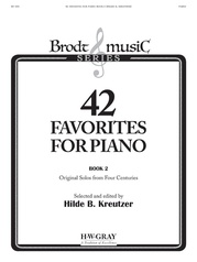 42 Favorites for Piano, Book 2