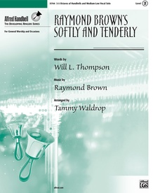 """Raymond Brown's """"Softly and Tenderly"""""""