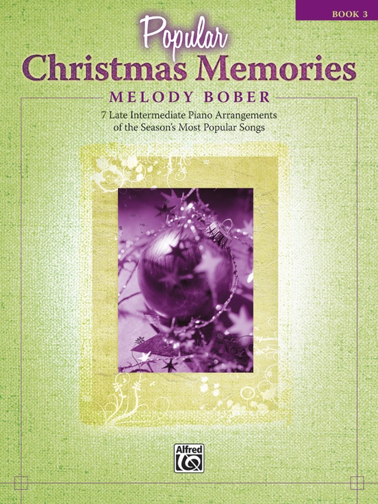 Popular Christmas Memories, Book 3