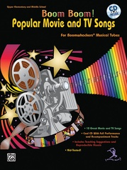 Boom Boom! Popular Movie and TV Songs
