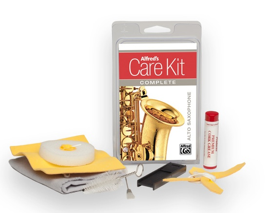 Alfred's Care Kit Complete: Alto Saxophone