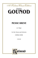 Messe Brève in C Major (No. 7)