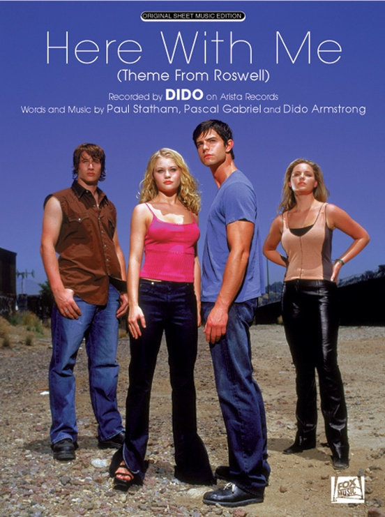 Here with Me (Theme from Roswell)