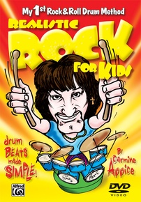 Realistic Rock for Kids (My 1st Rock & Roll Drum Method)