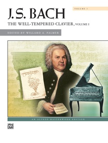 J. S. Bach: The Well-Tempered Clavier, Volume I