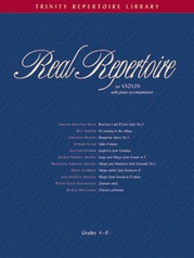 Real Repertoire for Violin
