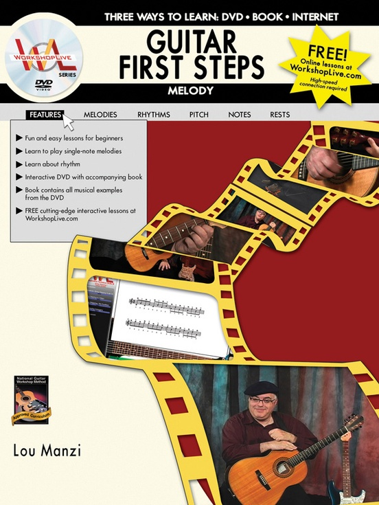 Guitar First Steps: Melody