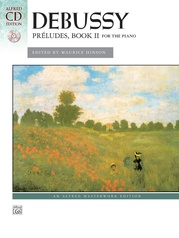 Debussy, Préludes, Book 2