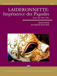 Laideronnette: Impératrice des Pagodes (from <i>Ma mère l'oye </i>)