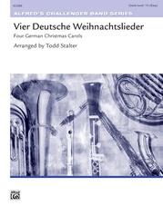 Vier Deutsche Weihnachtslieder