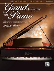 Grand Favorites for Piano, Book 4