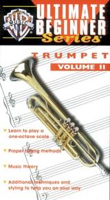 Ultimate Beginner Series: Trumpet, Volume II