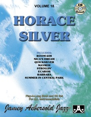 Jamey Aebersold Jazz, Volume 18: Horace Silver
