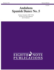 Andaluza: Spanish Dance No. 5