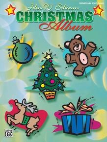Christmas Album: Piano Solo (Revised)