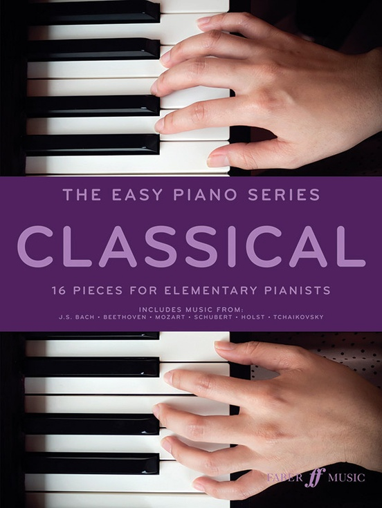 The Easy Piano Series: Classical