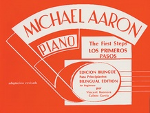 Michael Aaron Piano Course: Spanish & English Edition (Curso Para Piano) Primer