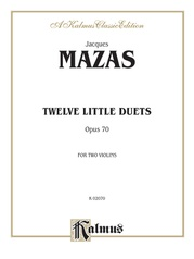 Twelve Little Duets, Opus 70