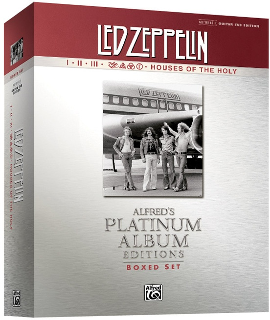 Led Zeppelin: I--Houses of the Holy (Boxed Set) Platinum Album Editions