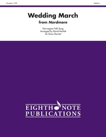 Wedding March (from <i>Nordmore</i>)