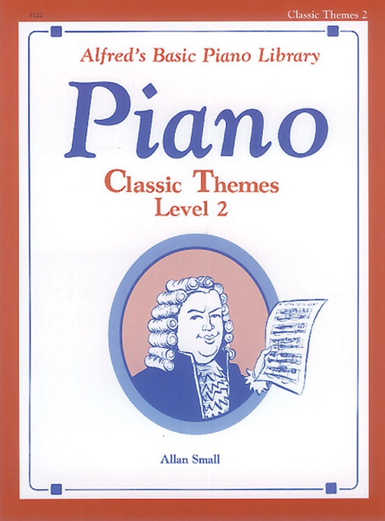 Alfred's Basic Piano Library: Classic Themes Book 2