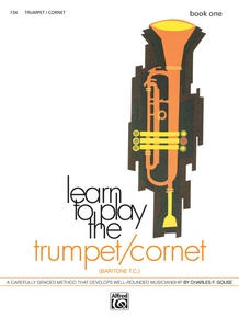 Learn to Play Trumpet/Cornet, Baritone T.C.! Book 1
