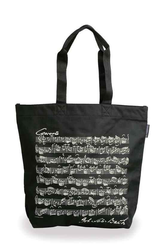 Shopper: Bach (Black)