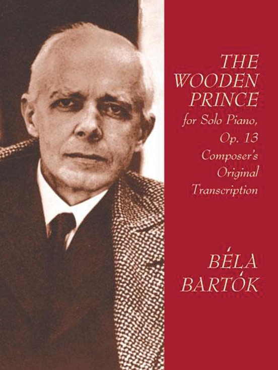 The Wooden Prince for Solo Piano, Opus 13