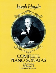 Piano Sonatas (Complete), Volume 1