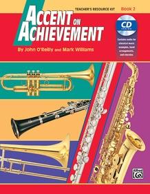 Accent on Achievement, Book 2 Teacher's Resource Kit