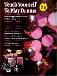 Alfred's Teach Yourself to Play Drums