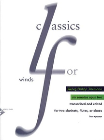 Six Sonatas Opus 2