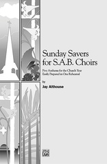 Sunday Savers for SAB Choirs