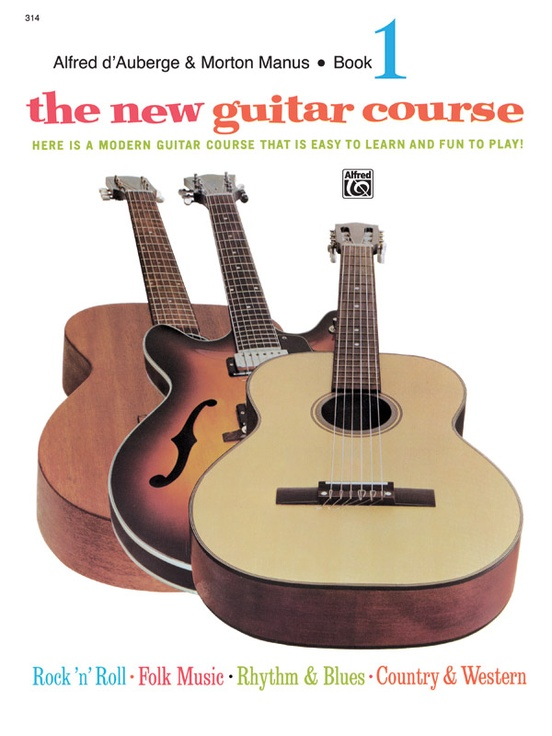 The New Guitar Course, Book 1