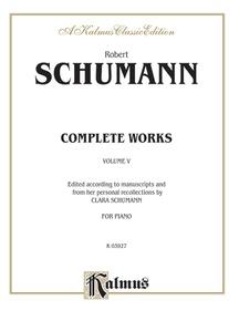 Complete Works, Volume V