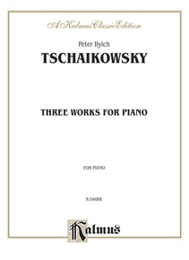 Three Works for Piano