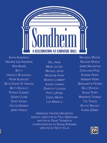 Stephen Sondheim: A Celebration at Carnegie Hall