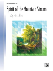 Spirit of the Mountain Stream