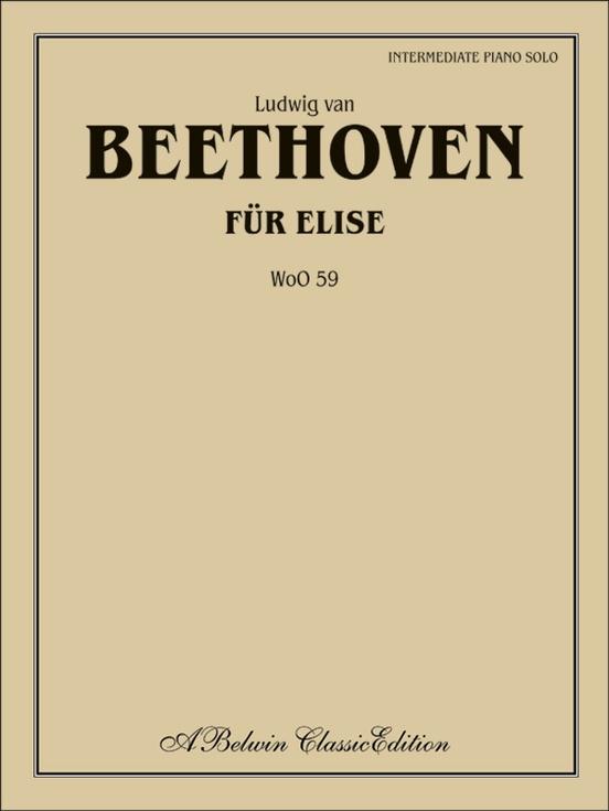 Für Elise (WoO 59)