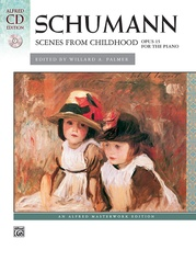 Schumann: Scenes from Childhood, Opus 15