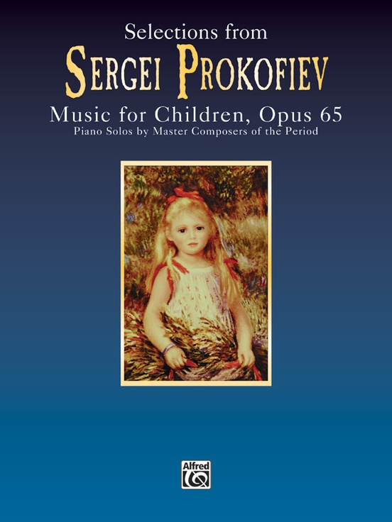 Selections from Music for Children, Opus 65