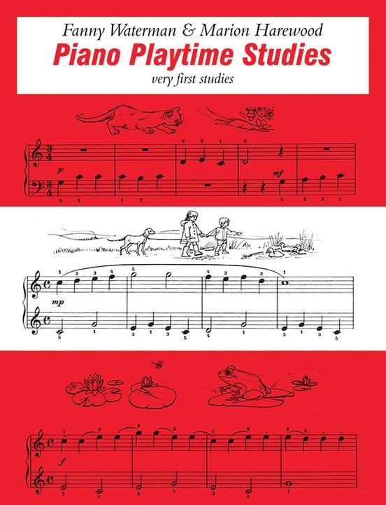 Piano Playtime Studies
