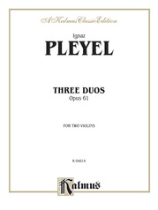 Three Duos, Opus 61